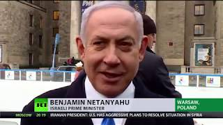 Netanyahu tweets 'war with Iran' then replaces it with 'combating Iran'