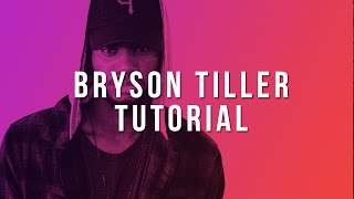 How To Make A Bryson Tiller Type Beat (FL Studio Tutorial)