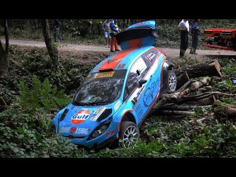 The best of Rally 2018   CRASH & MAX ATTACK [HD]
