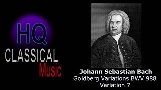 BACH - Goldberg Variation 7