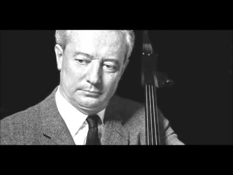 Dvořák - Cello concerto - Fournier / Berlin / Szell