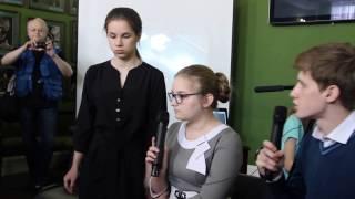 Перфоманс - XVIII конкурс человек в истории XX век