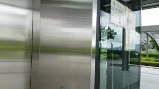 九龍城啟德郵輪碼頭B區OTIS升降機