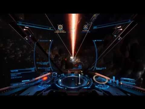 Imperial eagle bounty hunting with Elite Dangerous Club