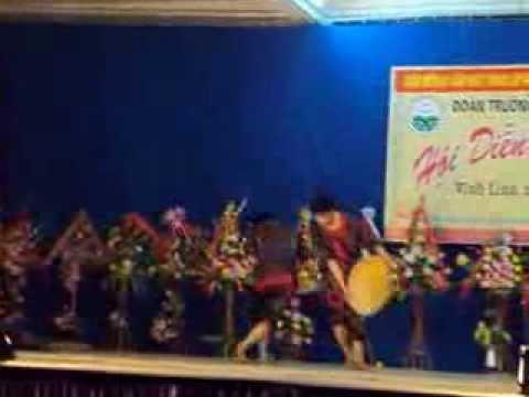 Múa: Vui hội mùa (11A3-k53 _ THPT Vĩnh Linh)
