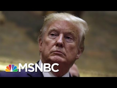 Ukraine: What did President Donald Trump Know And When Did He Know It? | Velshi & Ruhle | MSNBC