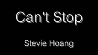 Stevie Hoang - Obsession / Can