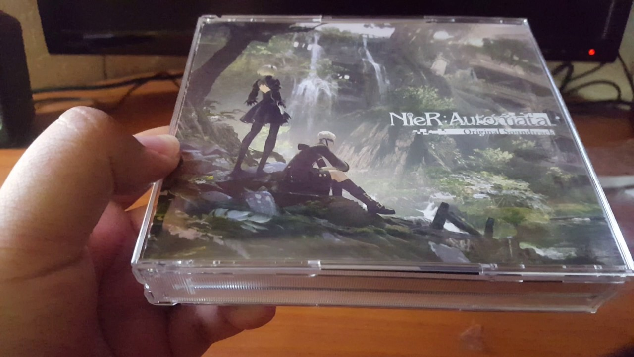 how to download nier automata soundtrack