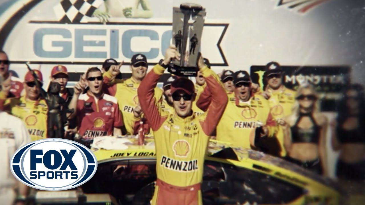Joey Logano: Champions Never Stop | NASCAR on FOX