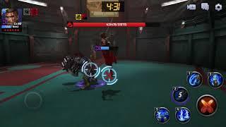 Marvel Future  Fight Thor Ragnarok  Hulk Fight