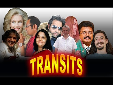 Understanding Transits in Astrology by Mega Astrologers
