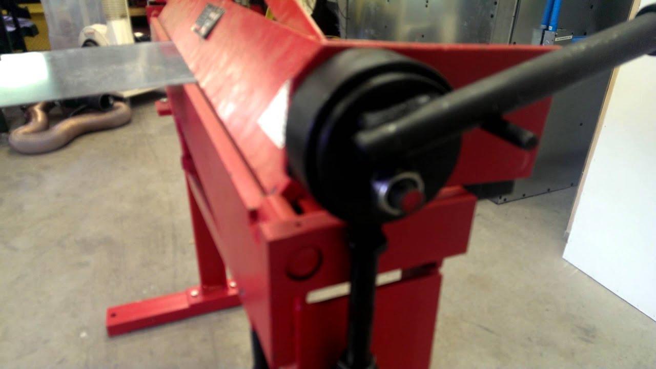 harbor freight sheet metal brake. harbor freight sheet metal brake m
