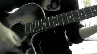 Bonjour Vietnam acoustic cover