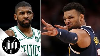 Should Kyrie Irving still feel salty about Jamal Murray going for 50? | The Jump