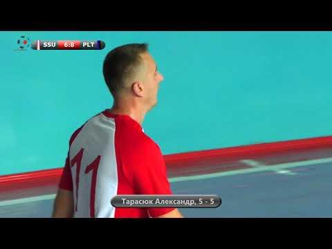 Обзор матча #itliga между командами Spilna Sprava United и Playtika