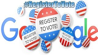 How to register to vote #RegisterToVote in USA, US Voter Registration Day 2018