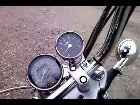 Bikers Choice Mini Tachometer