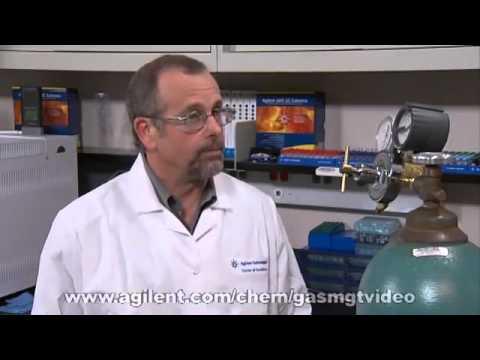 Gas Management Best Practices Pt 1 - Agilent Instructional Video