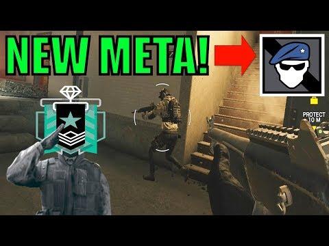 RECRUIT IS THE NEW META! - Rainbow Six Siege Gameplay
