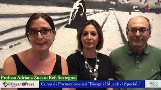 """Formare per includere, al via un percorso sui Bisogni educ. speciali per i docenti del """"Colasanto"""""""