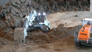 HEAVY RC CONSTRUCTION ZONE!BIG  AND AMAZING RC MACHINES AT WORK!