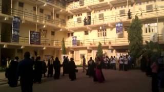 Graduation ceremony at Garden City college (GCCST), Khartoum, Sudan