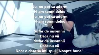 Smiley – Insomnii  Versuri (Lyrics)