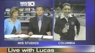 FRC Teams 818, 845, 1293, 1398, 1758, 1959 Live with Lucas SC WIS TV-10 March 31, 2006