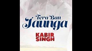 Tera Ban Jaunga  Kabir Singh Tulsi Kumar