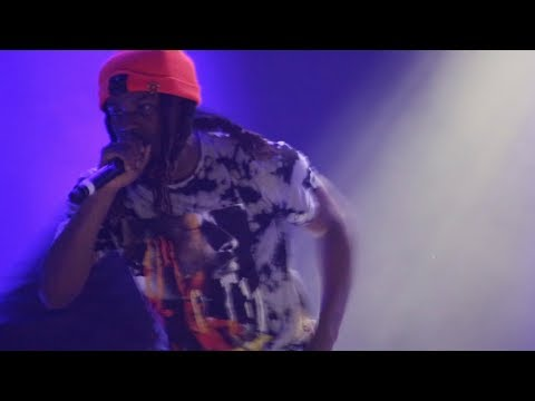 Denzel Curry - Sumo (Live in LA, 3/16/18)