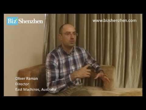 Testimonial Interview (part) by Oliver Raman for BizShenzhen, Sourcing Agent in Shenzhen