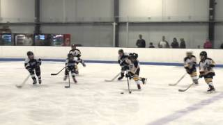 NHE Eagles Squirt Select 9 26 15