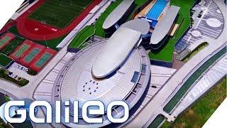 Raumschiff Enterprise gelandet?: Das steckt dahinter   Galileo Lunch Break