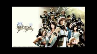 Dissidia 012 Duodecim Final Fantasy - God in Fire (Ingame Version)