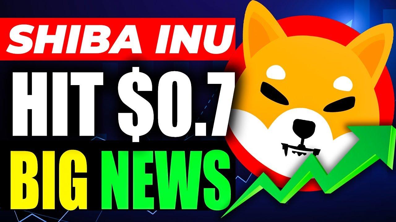 SHIBA INU COIN- AMAZON RESPONDS! WHY SHIBA INU TOKEN WILL HIT $0.7🚨