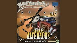 Esta de Parranda El Jefe (Version Karaoke)
