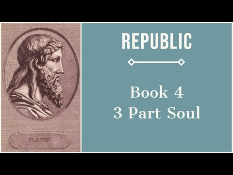 Three-Part Soul: Republic Book 4 Summary