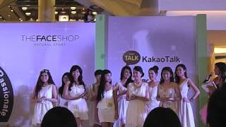 TOP Girl 2013 THEFACESHOP Indonesia