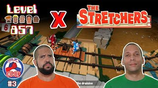 Let's Play Co-op | The Stretchers | 2 Players | Walkthrough Part 3