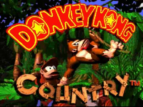 Donkey Kong Country Music SNES - Bad Boss Boogie