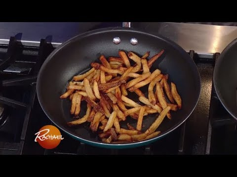 Wave Goodbye to Soggy Leftover French Fries: How to Revive Food You THINK Has Gone Bad   Rachael Ray