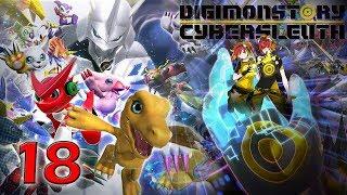 Digimon Story Cyber Sleuth   Part 18 Avalon Server