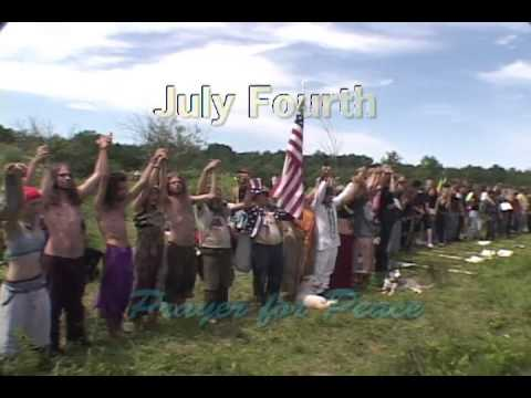4th of July @National Rainbow Gathering Main meadow
