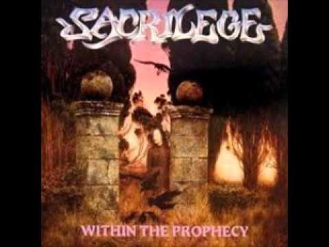 Sacrilege   Within the prophecy FULL ALBUM 1987