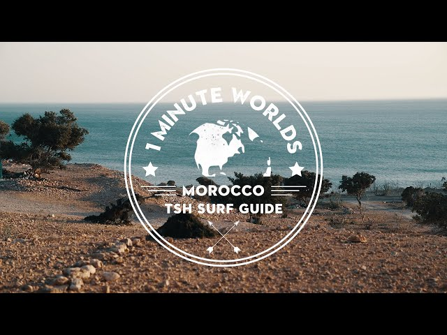 MOROCCO 🌍 SURF GUIDING BY TRUCK SURF HOTEL