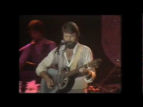 Glen Campbell ~ 'Try A Little Kindness'. (Live)
