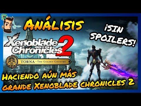 Análisis: ASÍ SE HACE UN DLC | Xenoblade Chronicles 2 Torna The Golden Country
