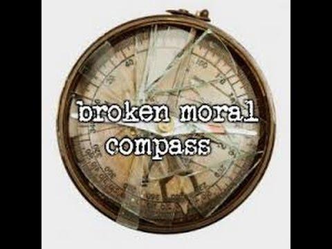 BROKEN MORAL COMPASS: Lost Children of a Decadent Culture ...