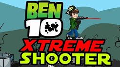 BEN 10 EXTREME SHOOTER Level 1-20 Walkthrough