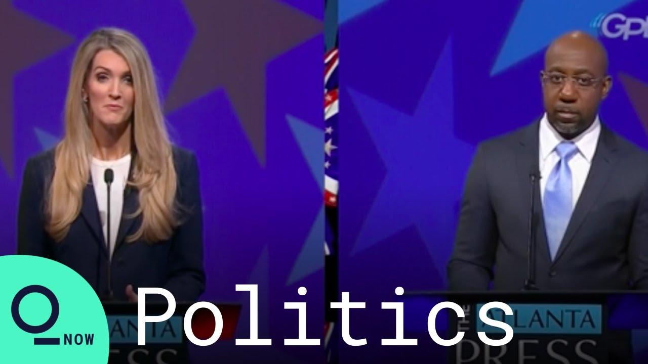 Georgia Sen. Kelly Loeffler Refuses to Say Trump Lost Election in ...